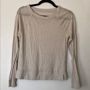 Loft Basic Long Sleeve Sweater